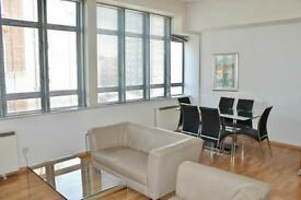 Luxury Two Double Bedroom Apartment, Two Modern Bathroom Suites, Concierge, Gym, Close To Tube