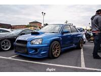 Price drop Subaru wrx sti rebuilt engine/turbo/gearbox new clutch /exhaust the lot