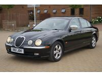 Jaguar S-Type Fully Loaded 3.0 V6 SE 4dr 11months mot - 104k £895
