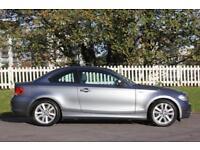 BMW 1 SERIES 2.0 118D SE 2d 141 BHP RAC WARRANTY + BREAKDOWN CO (grey) 2011