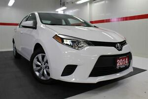 2014 Toyota Corolla LE BACKUP CAMERA TOYOTA CERTIFIED
