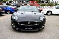2012 Jaguar XK **YEAR-END BLOWOUT!**XKR SUPERCHARGED CERTIFIED &