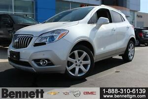 2015 Buick Encore Premium -AWD, Nav, Sunroof, Heated Steering Wh