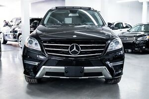 2014 Mercedes-Benz M-Class ML350 BlueTECH 4MATIC