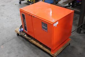 C+D Forklift Battery Charger