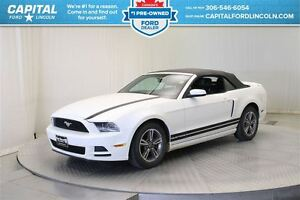 2013 Ford Mustang V6 Premium Convertible **New Arrival**