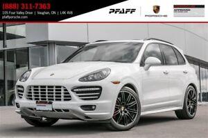 2014 Porsche Cayenne GTS w/ Tip
