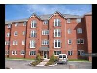 2 bedroom flat in Worsdell House, Crewe, CW1 (2 bed)
