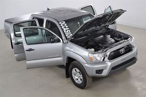 2015 Toyota Tacoma 4x4 V6 Double Cab SR5 Bluetooth+Camera de Rec