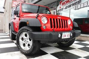 2015 Jeep Wrangler Sport | 4x4 | CD Player