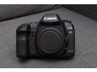 Canon 5D mkII fully boxed with 2 genuine batteries
