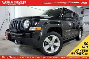 2014 Jeep Patriot LIMITED| HEATED SEATS| LEATHER| PWR DRIVER SEA