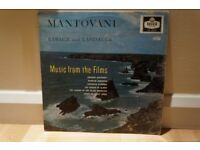 Mantovani - Rawicz & Landauer - Music from the Films - Vinyl Album
