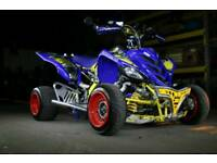 SOLD !!! YAMAHA RAPTOR big bore 800CC with tons of Extras not 700 quad , Suzuki Honda Banshee