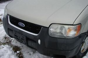 2004 Ford Escape XLT Duratec 4WD 6 cyl.