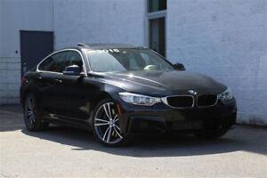 2015 BMW 435i xDrive/M Performance Pack 2/Premium/M Pack