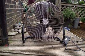 honeywell air mover dryer , plasterers builders ,workshop fan