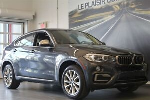 2015 BMW X6 xDrive35i GROUPE DE LUXE, TOIT OUVRANT