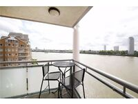***2 BED 2 BATH FLAT IN ORION POINT WITH SPECTACULAR RIVER VIEWS - AVAILABLE 12TH JUNE - ONLY £400PW