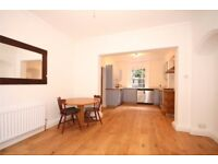 A beautiful period property with three bedrooms and private patio garden.