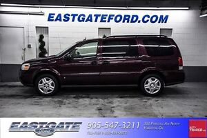 2008 Chevrolet Uplander LS Trade-in Certified and E tested
