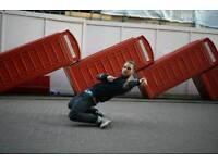 Freelance Dancer (Martinez Trane) - New style dance