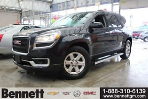 2016 GMC Acadia SLE1 - 8 Passenger, Back up Cam, Bluetooth