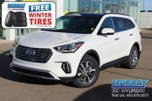 2018 Hyundai Santa Fe XL LUXURY AWD*FREE WINTER TIRES *