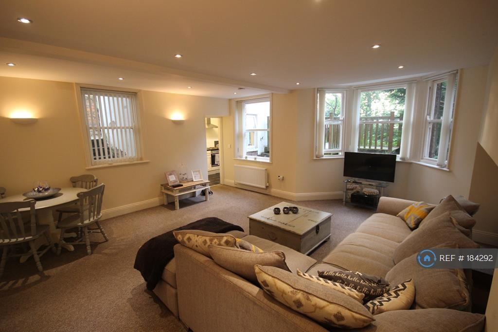 2 bedroom flat in Garden, Scarborough, YO11 (2 bed)