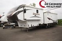 2012 Prime Time Crusader 320 RLT 3 extensions Fifth-wheel 37 pie
