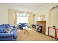 Well-presented FOUR BEDROOM, TWO BATHROOM semi-detached house situated in North Finchley