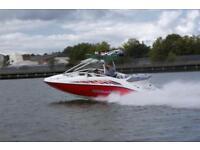 Seadoo speedster 430 jet boat