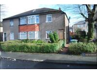 2 bedroom house in Chirnside Road, Hillington, G52 (2 bed)