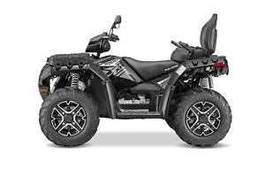 2016 Polaris SPORTSMAN TOURING XP 1000 36$/sem garantie 3 ans