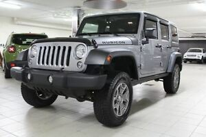 2014 Jeep Wrangler UNLIMITED RUBICON 4X4 * 2 TOIT*