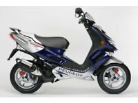 I´m looking for a 50 cc motorbike in good condition with everything updated