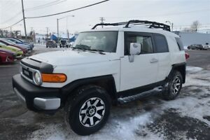 2014 Toyota FJ Cruiser EDITION CITY, 4X4, RARE