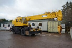 TADANO 20TON MOBILE CRANE / YARD CRANE IN GOOD CONDITION