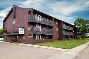 Renovated 2 Bedroom in Adult Building in North Battleford