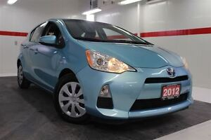 2012 Toyota Prius c Btooth USB Cruise Pwr Wndws Mirrs Locks ABS