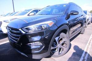 2017 Hyundai Tucson 1.6T ULTIMATE AWD, NAVI, LEATHER, PANO SUNRO
