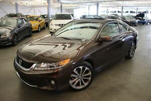 2013 Honda Accord EX-L 2D Coupe V6 at w/Nav