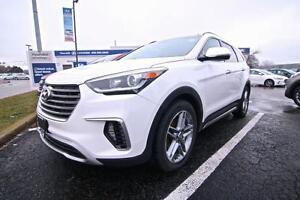 2017 Hyundai Santa Fe XL Limited AWD, 7 Seats, Pano Sunroof, Nav