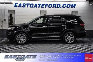 2016 Ford Explorer Limited Leather Roof Nav
