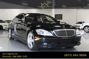 2008 Mercedes-Benz S-Class AMG S550 LOADED