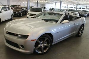 2014 Chevrolet Camaro 2LT 2D Convertible RS