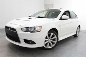 2014 Mitsubishi Lancer Ralliart AWD *TOIT OUVRANT + JUPES + AILE