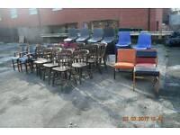 Job lot chairs