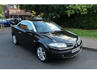 LHD Renault Megane Convertible 1.5 dci Left Hand Drive