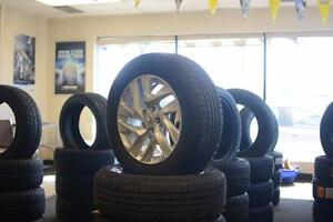 OEM Honda CRV Wheels and Tires! Ready for Summer!